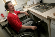 Aspire aquires two new houses for people with spinal cord injury