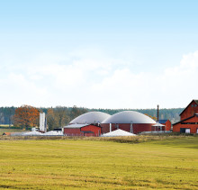 Positiv biogassatsning i budgeten