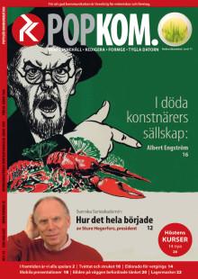 Så föddes Svenska Serieakademin