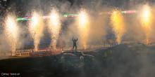 Historisk motorfest med Monster Jam på Friends Arena