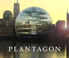 Plantagon's presentation folder - Say hello to Urban Farming!
