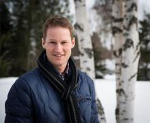 Fredrik Almqvist får Sveriges största forskningspris