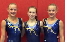 Fyra svenska gymnaster till Europeiska Ungdoms-OS i Tbilisi
