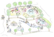 Lekplatsvalet i Borås låter barnen bestämma