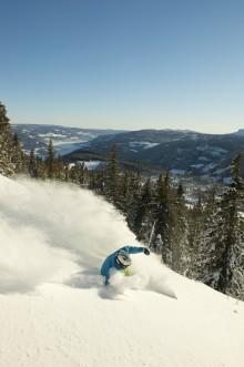 Förläng vintern med vårskidåkning i Hafjell/Kvitfjell