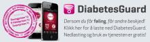 En tryggere hverdag for deg med diabetes