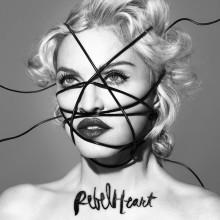 Madonna släpper albumet Rebel Heart i Mars 2015