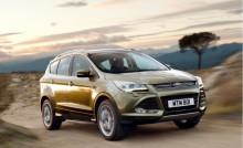Ford sænker prisen:  Den dynamiske SUV Kuga nu fra kun 299.990 kr.