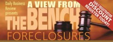 Foreclosure Defense Attorney Roy Oppenheim to Hold Court with Judges