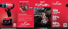 Milwaukee M18 FUEL broschyr
