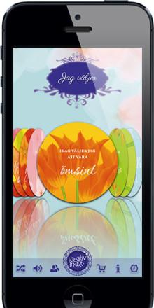 Kreativ Insikt lanserar sin femte app, Jag väljer, som hjälper dig att känna dig tryggare och gladare