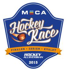 MECA och HockeyAllsvenskan lanserar MECA Hockey Race