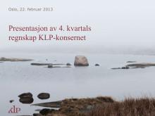Presentasjon Q4/2012