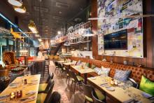 Europas bäst designade bar ligger inte i London eller Paris, utan på Lindholmen i Göteborg!