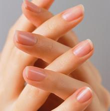 Pene myke hender og friske negler - uten sopp virus og bakterier