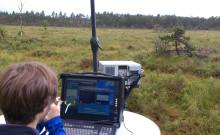 Ny avancerad kamera kan mäta växthusgaser