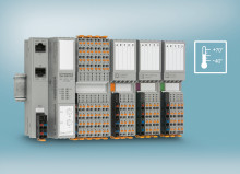 New I/O modules for extreme conditions