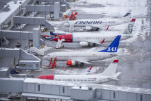 Oslo Airport passenger numbers continue to climb