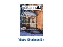 Mäklarinsikt Västra Götalands län 2015:1