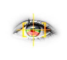 Ögats rörelser styr strålkastarna