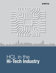 Hi Tech branschen- tjänster från HCL