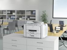 Nye svart-hvitt-blekkskrivere fra Epson