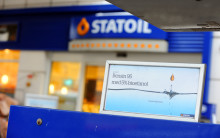 Bioetanol fra trevirke i salg på statoilstasjoner