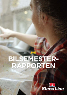 Stena Lines Bilsemesterrapport 2013