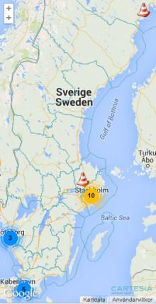 Byggsveriges 20 hetaste referensprojekt våren 2015 enligt Byggfolio.se