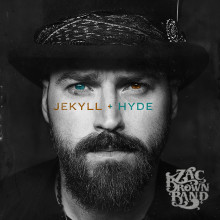 """Zac Brown Band släpper albumet """"Jekyll + Hyde"""" idag!"""