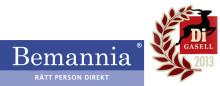 Bemannia utvald leverantör till Svenska Spel