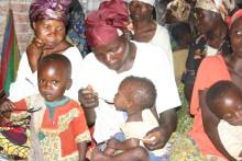 Akut läge i Kongo: PMU stärker sina humanitära insatser och startar insamling