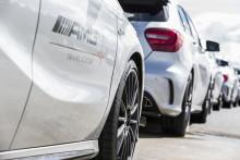 Dunlopista AMG:n ajoakatemian virallinen rengaskumppani