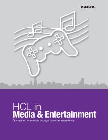 Media och underhållning- Tjänster från HCL
