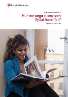 Hur bor unga vuxna i Malmö och Lund