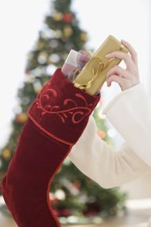 Smålänningar, allt annat än snåla i jul!