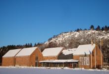 Närproducerad julmarknad på Lödöse museum