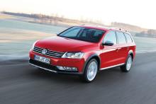 Volkswagen ökade för åttonde året i rad