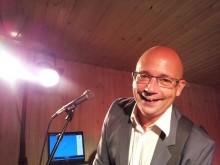 Krister Wrambjer startar en pop och rock-kör i Hässleholm