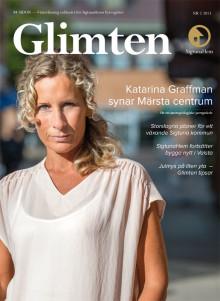 Glimten - Katarina Graffman synar Märsta centrum ur ett antropologiskt perspektiv