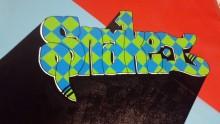 SNAKE 1, en av graffitikonstens pionjärer, inbjuder till konstnärssamtal på Konstskolan Basis 8/12