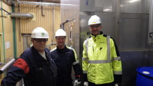 Stort arbetsmiljöprojekt på AkzoNobel i Sundsvall