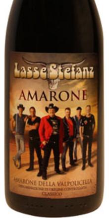 Succé för Lasse Stefanz vin!