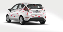 Ford Fiesta mest solgte småbil i Europa