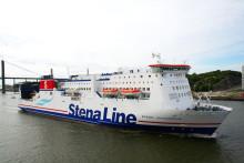 Stena Jutlandica förväntas vara tillbaka 7/8