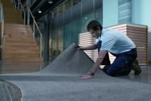Nu när den första snön har lagt sig så vill Initial hjälpa dig med att minimera snubbel- och fallrisken med vår nya 2012-kollektion av entré och logomattor Stockholm, Malmö & Göteborg!