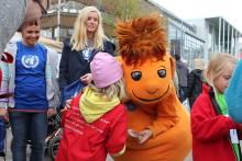 FN-sambandet bidro til flerkulturell fest i Tromsø