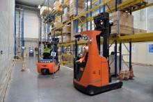 Toyota Material Handling Finland Oy - Toyotan trukinkuljettajakoulutuksen voi hyödyntää ammattipätevyystutkinnossa