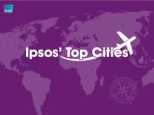 Ipsos Global Top Cities survey: Svenskarna rankar New York som bästa besöksmål