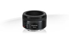 Canon lanserer EF 50mm f/1.8 STM – til praktfulle portretter og flott bakgrunnsuskarphet